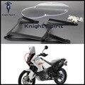 Protector de la Cubierta del Protector de la Lente de Acrílico de Accesorios de motos Faro Para KTM 950 ADV 2003-2005 KTM 990 ADV 2006-2013