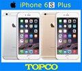 """Apple iphone 6 s plus desbloqueado de fábrica original do telefone móvel 4g lte 5.5 """"12MP Dual Core A9 RAM 2 GB ROM 16 GB/64 GB/128 GB celular"""