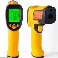 1 STÜCK AS882 berührungslose Digital-IR infrarot-thermometer Gun Point-18 ~ 1650 grad Großhandel