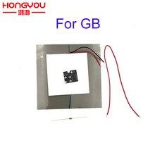Módulo de circuito impreso Bivert para consola Nintendo GameBoy, 10Ppcs, retroiluminación, Invert Hex Mod, película polarizadora