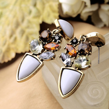 Bobo Chic Bijouterie Drop Earrings