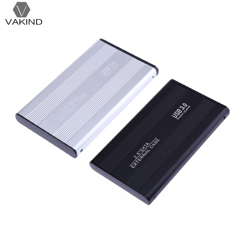 Aluminum Alloy External Hard Disk Drive Case for 2.5'' SATA Notebook Hard Disk USB 3.0 to Serial ATA HDD Enclosure Box Caddy ugreen hdd enclosure sata to usb 3 0 hdd case tool free for 7 9 5mm 2 5 inch sata ssd up to 6tb hard disk box external hdd case