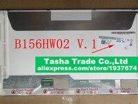 AU Optronics B156HW02 V.1 B156HW02 V1 LCD החלפת מסך למחשב נייד 1920*1080 FHD לוח LVDS 40 סיכות מקוריות