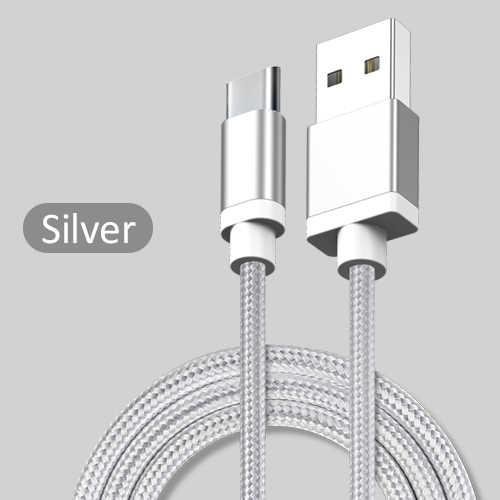 GUSGU USB نوع-C كابل لسامسونج S9 S8 زائد ملاحظة 8 الهاتف المحمول نوع c كابل شاحن شحن ل شياو mi mi A1 mi 6 mi 5