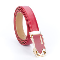 2017 New S Luxury Business Designer Belts Women Genuine Real Leather Weddding Strap For Jeans Female