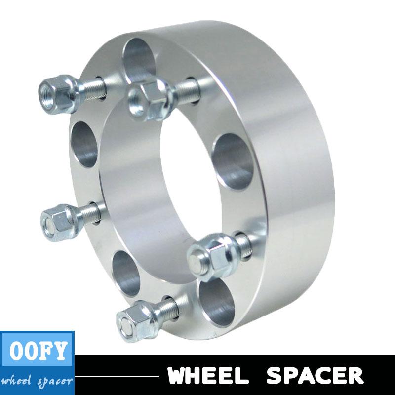 1 pair/ car aluminum wheel spacer wheel adapter hub wheel flange 5-139.7  25mm for Suzuki  Vitara 1990-2014 & Jimny