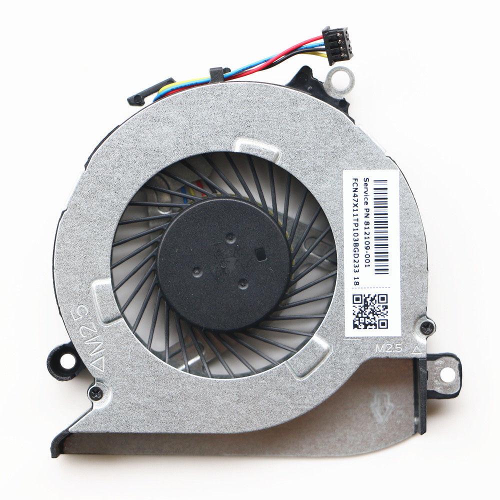 Laptop Cpu Fan For HP 15-an020nw 15-an051na 15-an050nr 15-an050ca 15-an051dx Cpu Cooling Fan