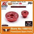 Crf distribución del motor Plug ajuste CRF150R CRF250R CRF450R CRF450X Motorcycle Dirt Bike Motocross envío gratis
