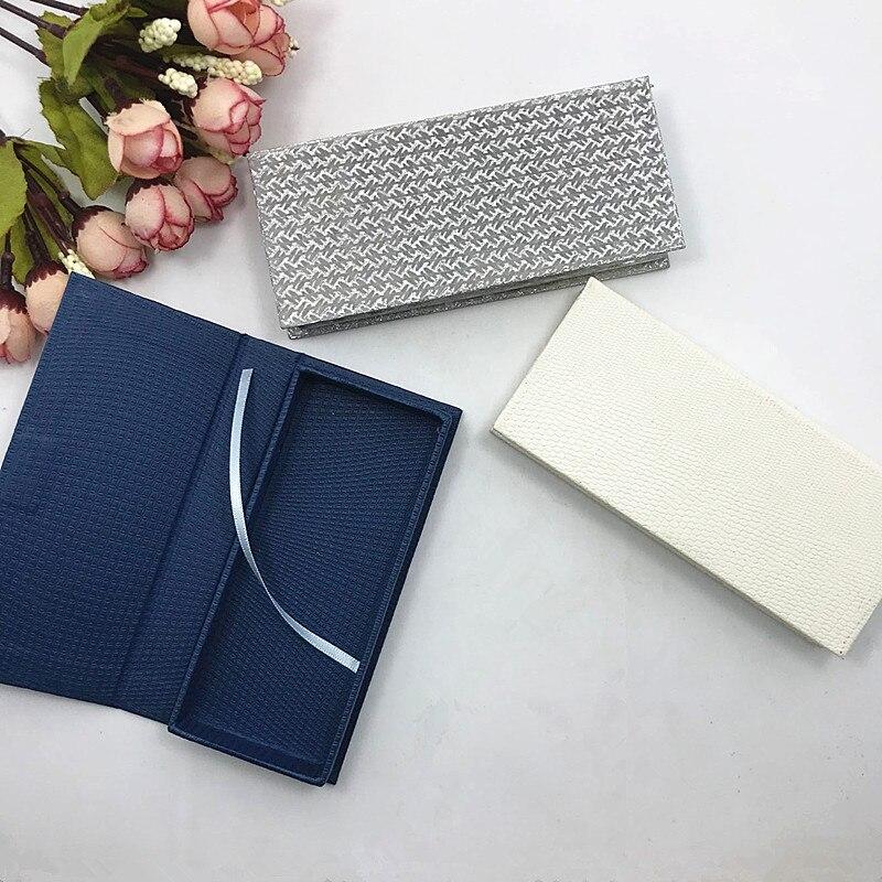Собственный бренд Индивидуальные ресницы упаковка печать логотип с ресницы из натуральной норки накладные ресницы Быстрая доставка