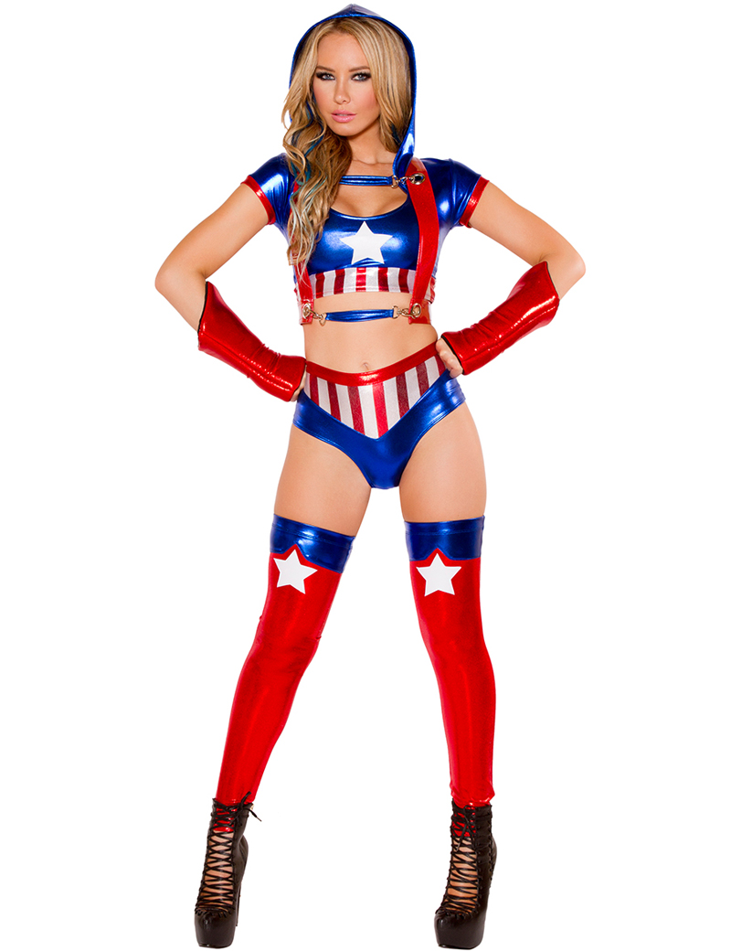 Think, captain america adult costume can not