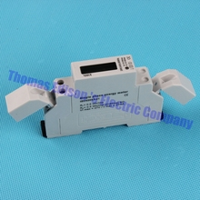 220V 230V 50HZ Single phase Din rail KWH Watt hour din rail energy meter 5A to 40A 5A 10A 16A 32A 40A  LCD KWH