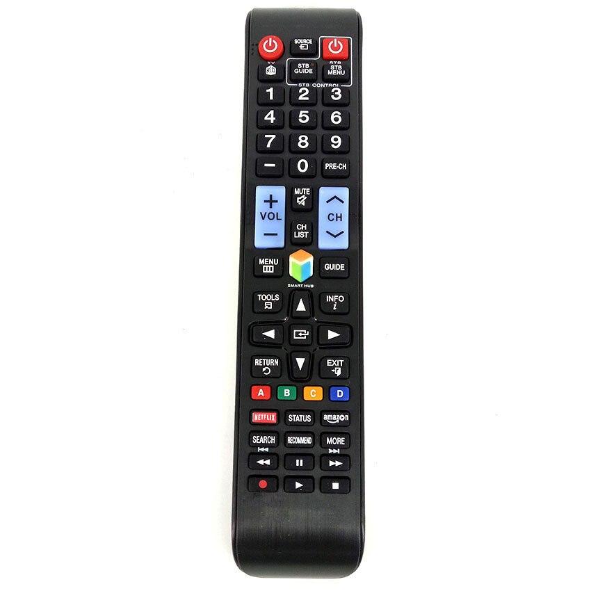Afstandsbediening Voor Samsung UE46F7000 UE32F6540AB UE32F6800AB UE40F6400 UE40F6800AB UE46F6400AK UE46F6540AB LED HDTV 3D TV