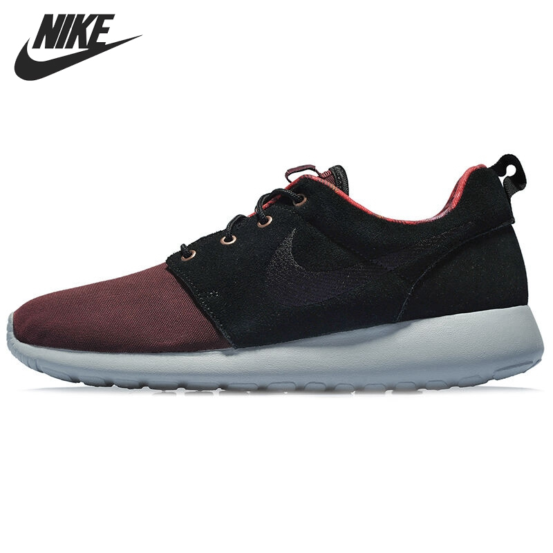 Original New Arrival  NIKE ROSHE ONE PREMIUM Men's Running Shoes Sneakers original new arrival nike roshe one hyp br men s running shoes low top sneakers