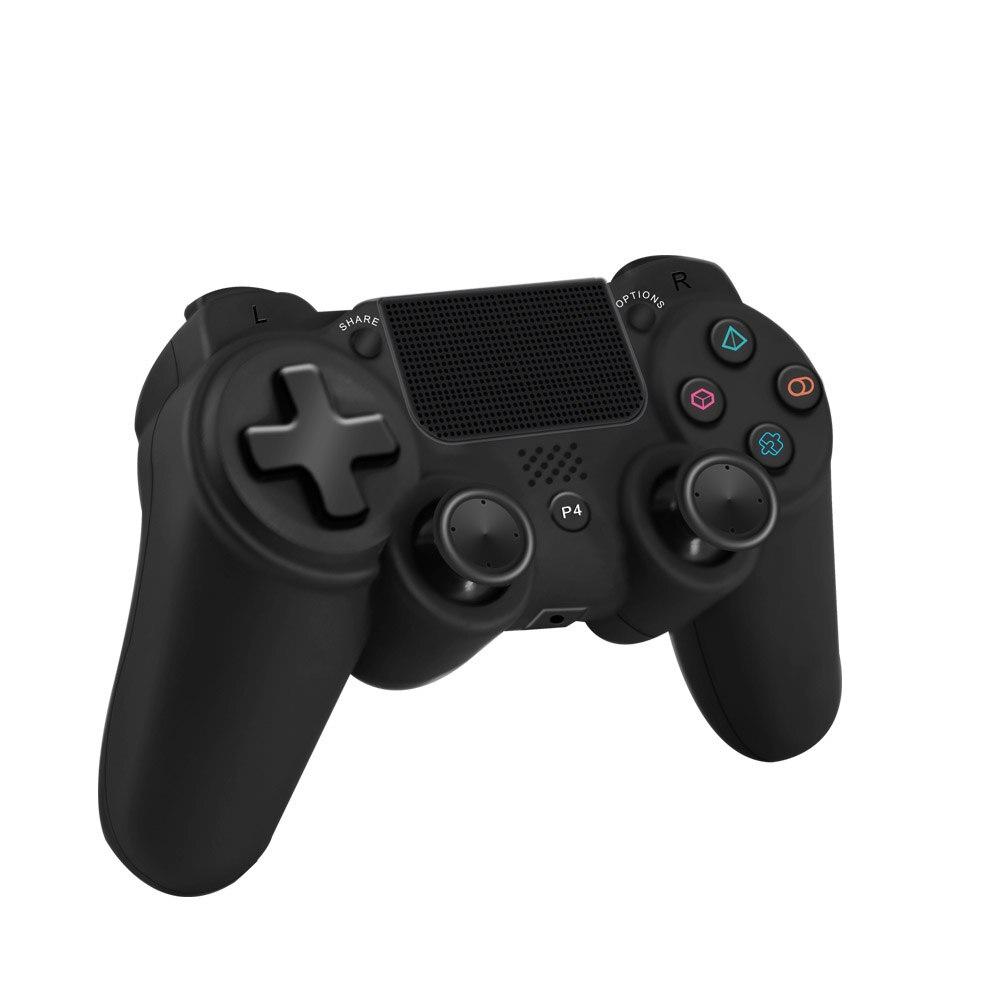 Contrôleur de jeu sans fil à bouton carré pour manette de jeu PS4