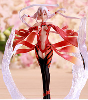Guilty Crown 17cm Action Figure Toys PVC GC Juguetes Japan Anime Figures GSC Yuzuriha Inori Nendoroid Brinquedos
