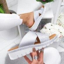 Women Shoes Artificial PU Slippers Orthopedic Bunion Correct