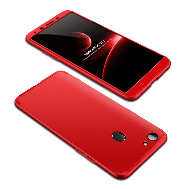 release date: 25b0d 0e176 US $4.21 |CCDZ luxury 360 Degree Protective Cases For OPPO F5 case cover  Full Body Phone Housing For OPPO F5 phone case back cover-in Fitted Cases  ...