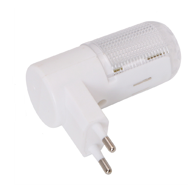 MINI LED Night Light AC220V Energy Saving Plug And Play Night Lamp With On/Off Push Button White Light ...