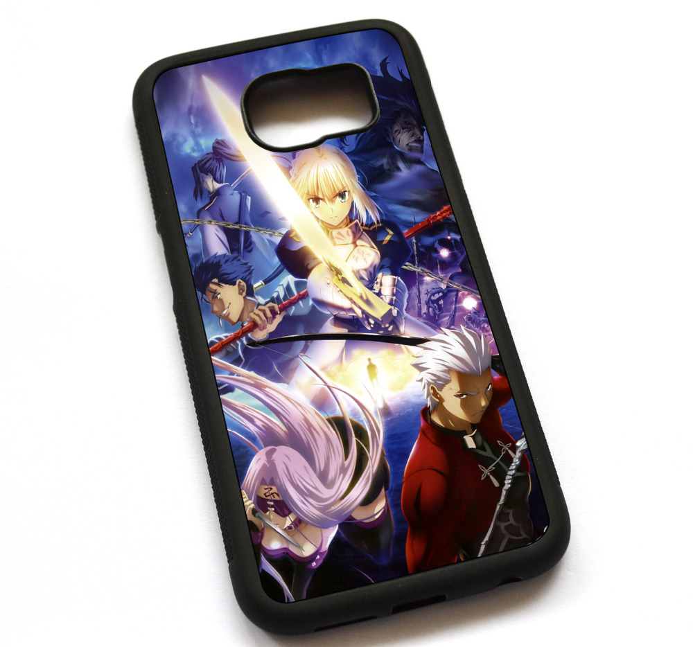 Fate Stay Night Unlimited Blade Works 02 Case Cover Case For
