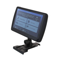 Car Truck 7 Inch 4G High Definition HD GPS Navigator Vedio MP3 With Map
