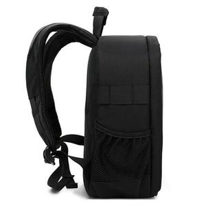 Image 5 - Multi Functional Camera Backpack Video Digital Bag Waterproof Outdoor Camera Photo Bag Case For Canon/DSLR /For Nikon