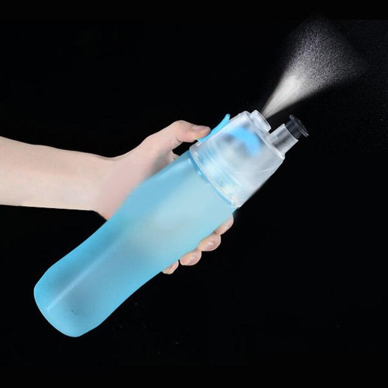 Creative Water Bottle Sport Spray Bottle Moisturizing Cycling Sports Gym Drinking Bottles 740ml garrafa