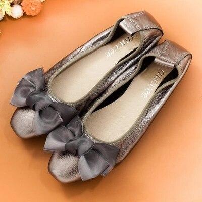 Coréenne La Version Bateau 2 8 Bouche 1 7 Plates De Profonde Peu Chaussures 10 9 4 6 Chaussure Scoop Taille 5 Tête Carrée Grande Arc 3 qwIYx8