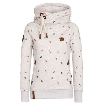 цена Sisjuly Winter Warm Casual Plus Size 5XL Beige Women Hoodies Green Straight Print Autumn Fall Female High Street Tops Sweatshirt онлайн в 2017 году