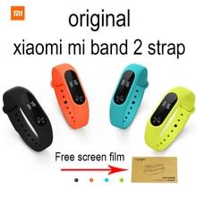Original Colorful Xiaomi Mi Band 2 Bracelet Accessories