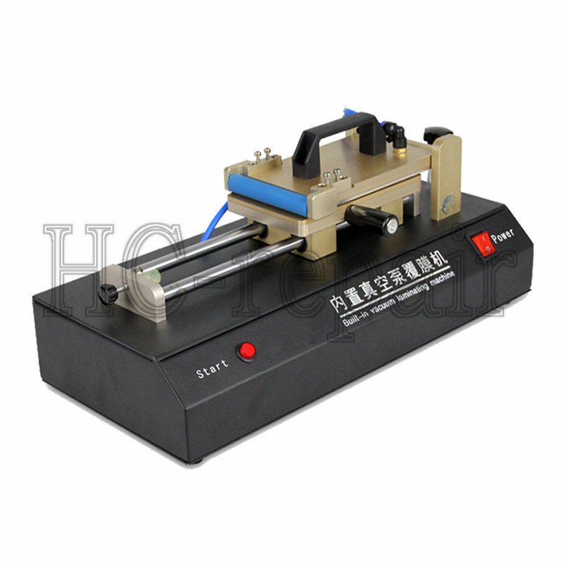Built-in Vacuum Pump LCD OCA Laminating Machine Universal OCA Laminator For iPhone Samsung LCD Touch Screen Glass Lens Repair new arrival ko no 1 oca vacuum laminating machine refurbish repair oca laminator lcd lamination machine for 7 phone screens