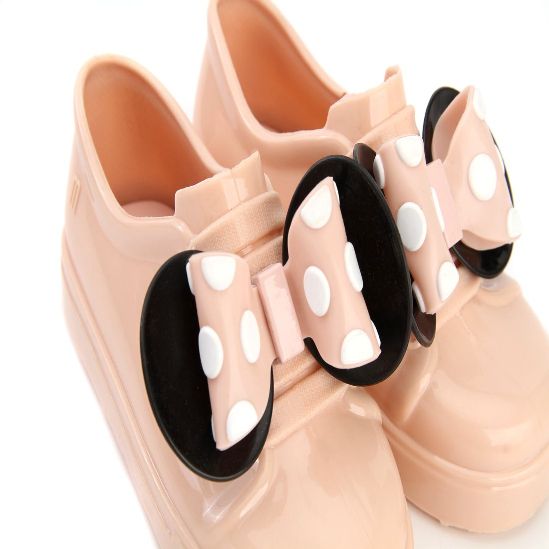 Mini Melissa 2017 Sportowe buty przeciwdeszczowe Wave Point 2 Layer - Obuwie dziecięce - Zdjęcie 1