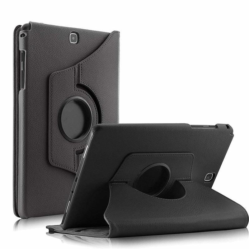 For P550 SM-T550 SM-T555 SM-P550 Tablet Case Bracket Flip Stand Leather Cover For Samsung Galaxy Tab A Case 9.7 Inch T550 T555
