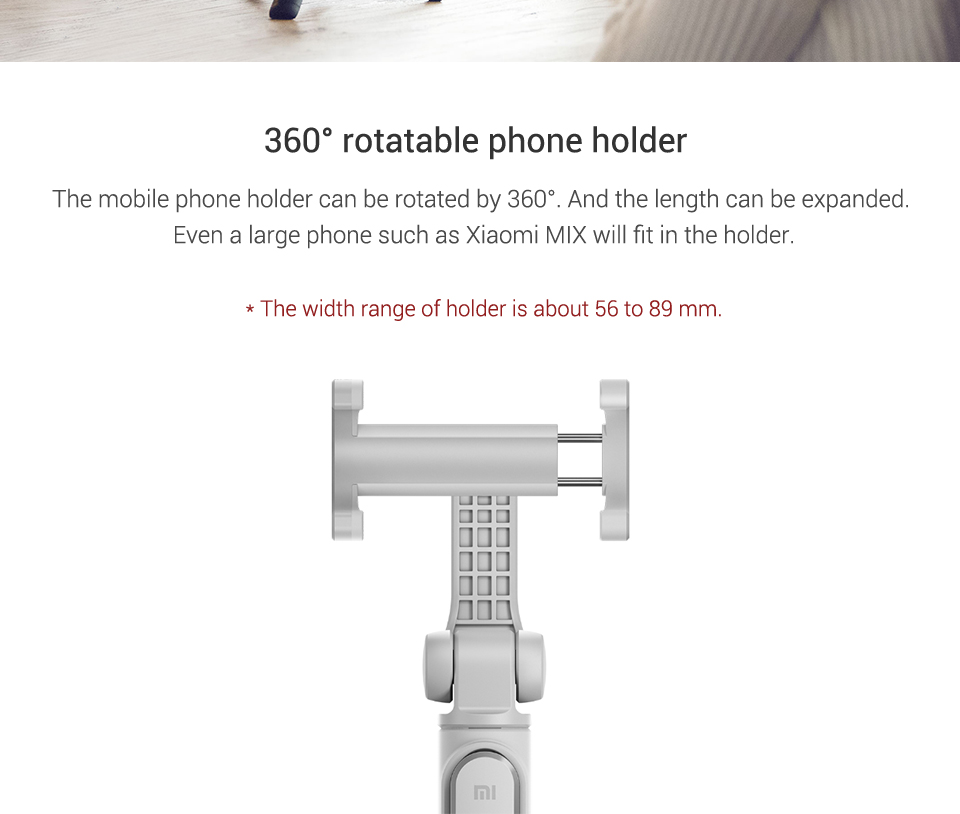 Xiaomi Mi Tripod Selfie Stick Bluetooth Remote Shutter buy online in pakistan