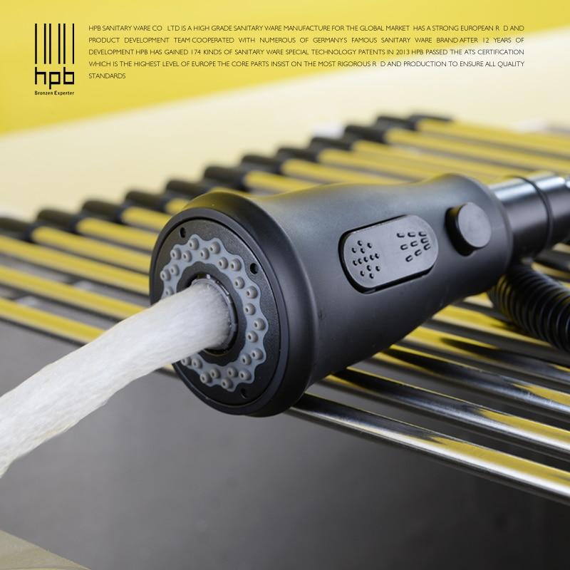 US $24.88 |HPB high pressure kitchen sink sprayer pullout sprayer nozzle  spray head kitchen faucet replacement accessories tap filter H7402-in  Kitchen ...