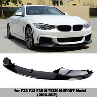 M P Стиль PP материал передний бампер губ для BMW серий 4 F32 F33 F36 425i 430i 440i
