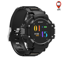 F7 0.95inch Bluetooth 4.2 ip67 waterproof smart wearable device fitness tracker for iOS Android with GPS call reminder height