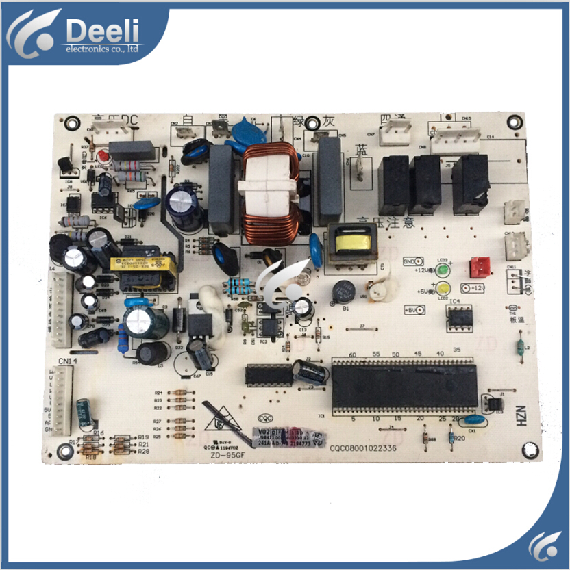 99% new good working for Air conditioning computer board KFR-35GW 0010403330 circuit board цена и фото