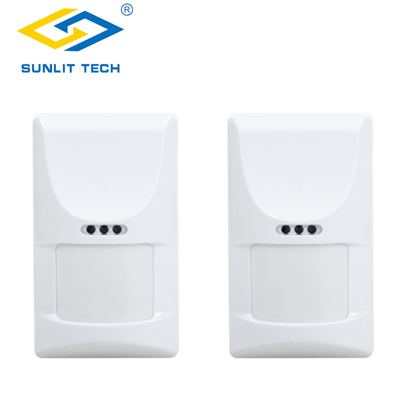 все цены на Wireless Indoor Infrared PIR Sensor Motion Detector Anti Pet Movement Detector for 433mhz Alarm System Security Home