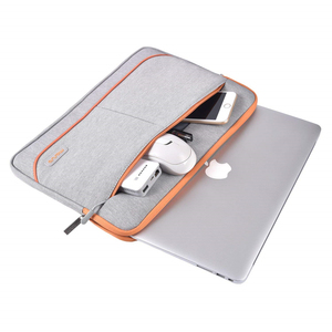 Image 3 - MOSISO Waterproof Laptop Sleeve Notebook Bag Pouch Case  for Macbook Air 13 Pro 13.3 Tablet protector Cover for Dell HP Asus