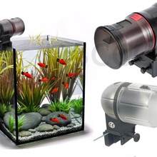 Feeder. Fish-Tank Timmer Automatic Timing-Device Auto-Fish-Food-Feeder High-Capacity