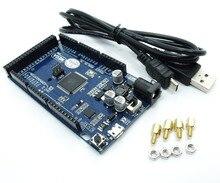 Mega2560 R3 Arduino совместимый 3.3 В 5 В выбор 1.8A большой ток доска