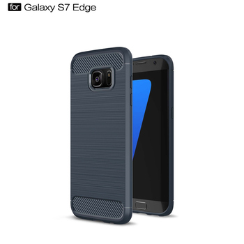 Galaxy S7 edge Case Carbon Fiber