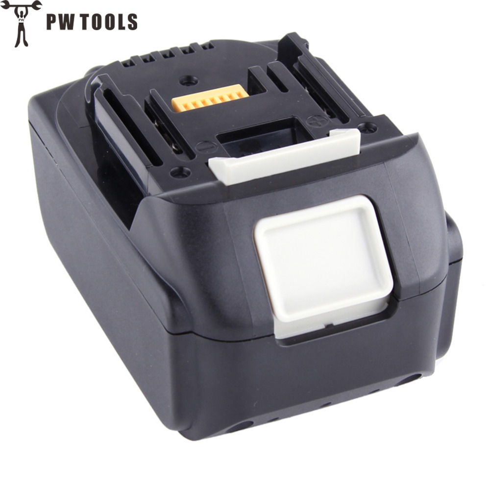 PW TOOL 18V 5.0Ah Rechargerable Lithium Battery Large Capacity Long Life Fast Charge Replace Battery for Power Tool Accessories pw tool 19v 2000mah ni cd battery rechargeable large capacity long life fast charge replace battery for power tool accessories