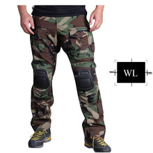 7f5c397bd2925 EMERSONGEAR G3 Old Version men Camouflage Hunting Pants Tactical Airsoft  Combat Emerson Trousers Multicam Black (