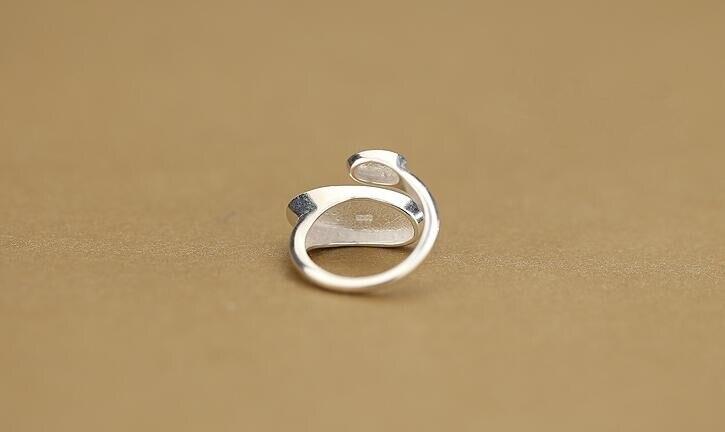 Shuangshuo жаңа сән үлгісі Silver Plated Әйелдер - Сәндік зергерлік бұйымдар - фото 6