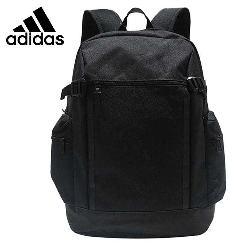 Original New Arrival 2017 Adidas Pow S Pock Unisex Backpacks Sports Bags adidas original new arrival official neo women s knitted pants breathable elatstic waist sportswear bs4904