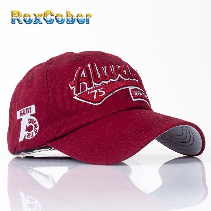 3fffd953827d Gorra de béisbol con bordado de letra de algodón para hombre al por mayor,  gorra para exteriores, ...