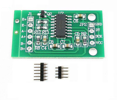 1PCS 24bit HX711 Analog To Digital Converter (ADC) Weighing Sensor Module