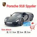 RMZCity 1:36 Escala coche/Diecast Modelo de juguete/La simulación: 918 Spyder Super Sport/para niños regalo o para la recogida/Educativos
