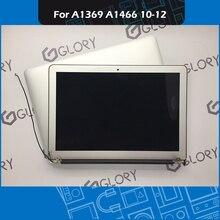 Oryginalne A1369 A1466 montaż ekranu LCD dla Macbook Air 13 cal wyświetlacz kompletny montaż wymiana 2010 2011 2012 rok